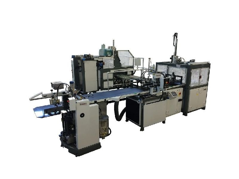 MC-2004-APP Rigid Box Machine