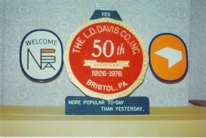 L.D Davis animal glue manufacturer
