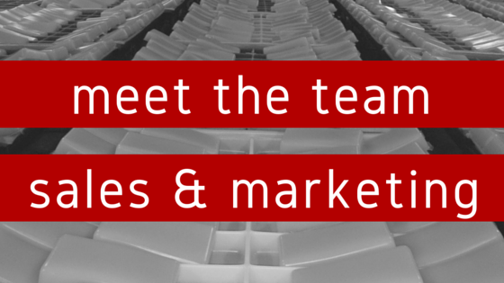 meet the team sales and marketing