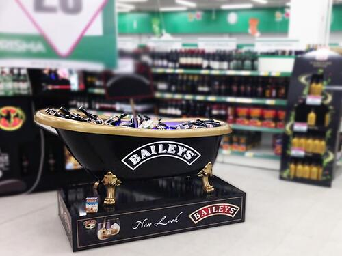 point of sale displays for retailers