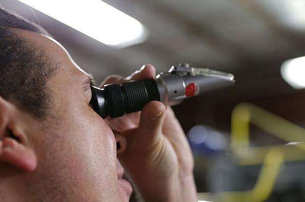 Refractometer LD Davis Glue