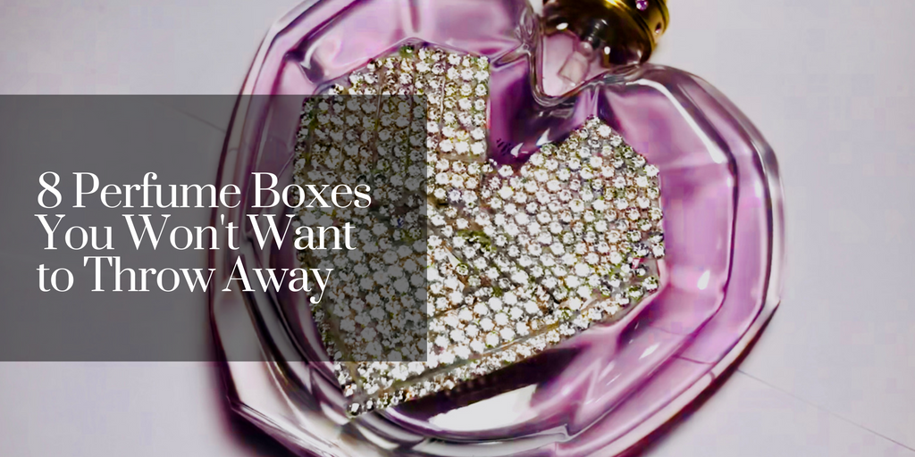 8 Perfume Boxes You Won't Want to Throw Away