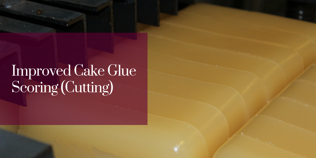 Improved Cake Glue Scoring (Cutting)