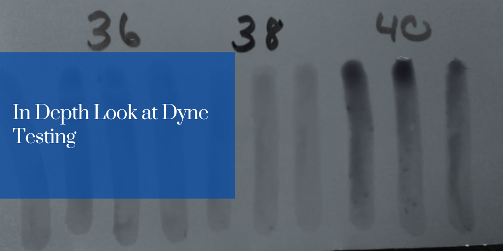 In Depth Look at Dyne Testing