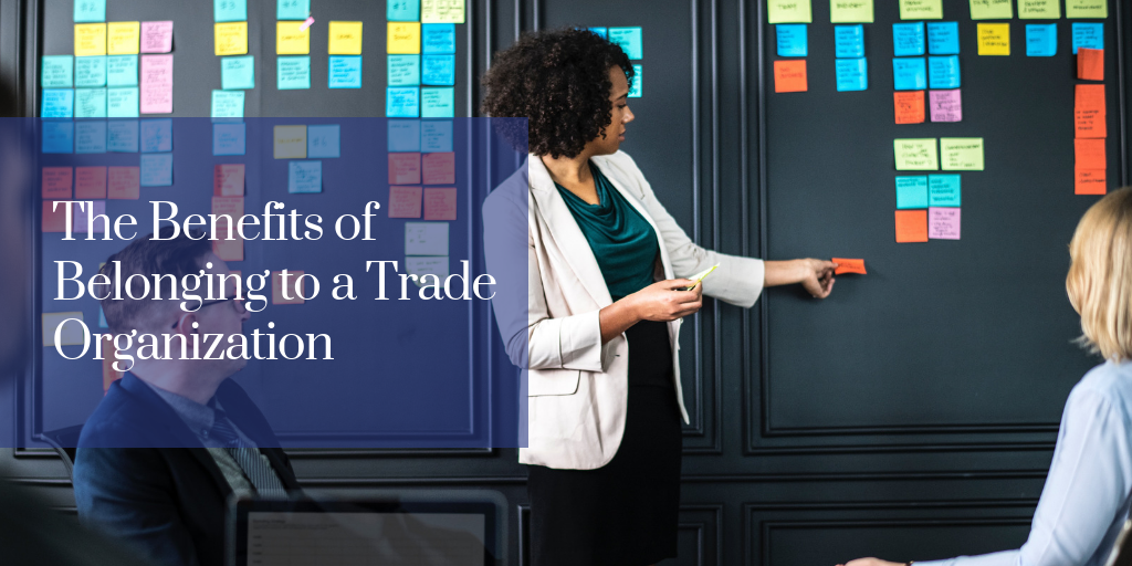 The Benefits of Belonging to a Trade Organization