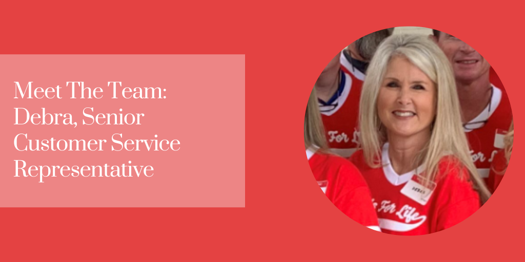 Meet The Team: Debra, Senior Customer Service Representative