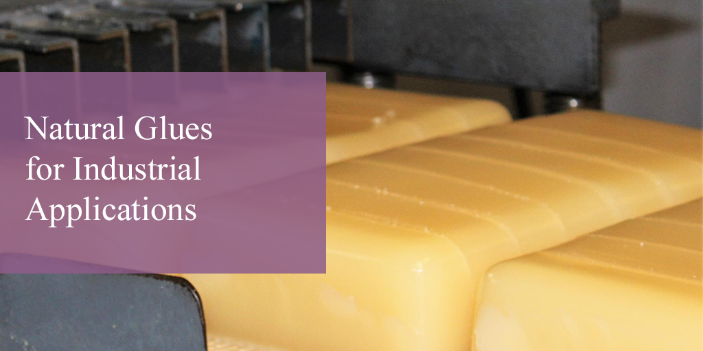 Natural Glues for Industrial Applications