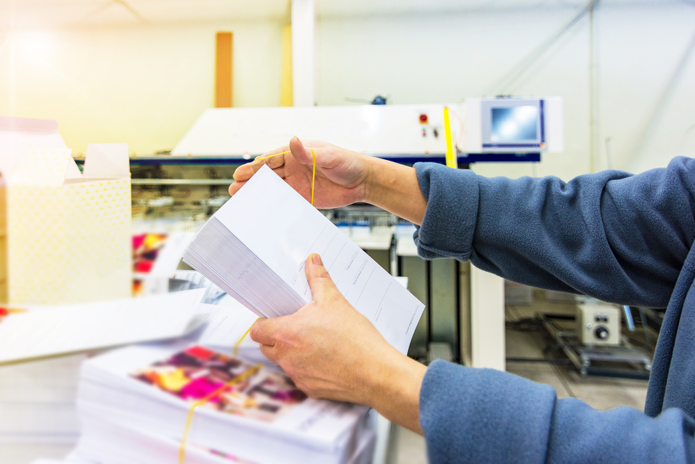 Using fugitive glue to improve direct mail