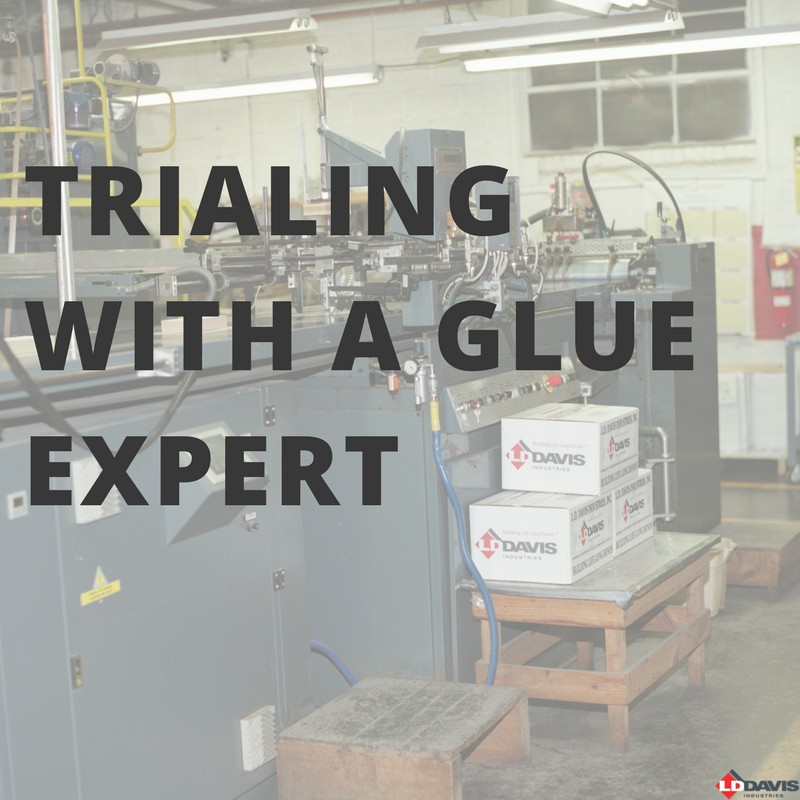3 Advantages of Running a Glue Trial With an Expert